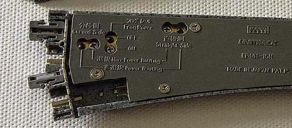 wiring kato turnouts wiring diagram ops Kato Unitrack Layout Plans