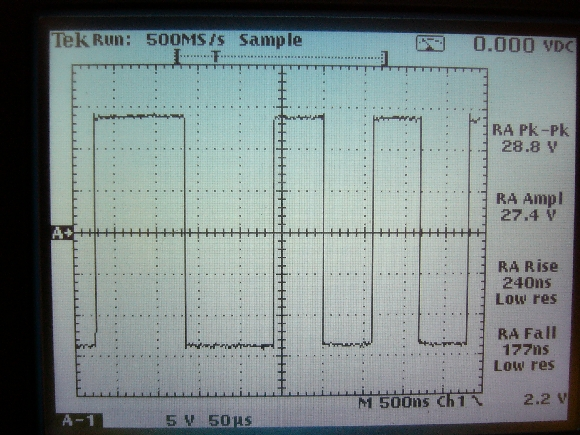 Track voltage at NCE booster