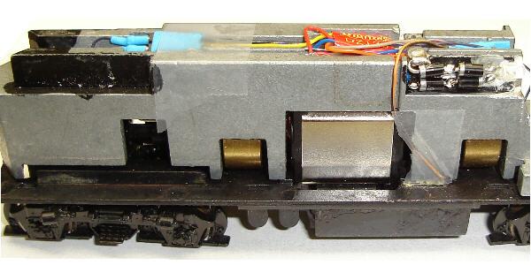 Locomotives Dcc Locomotive Decoder Wiring Diagrams on