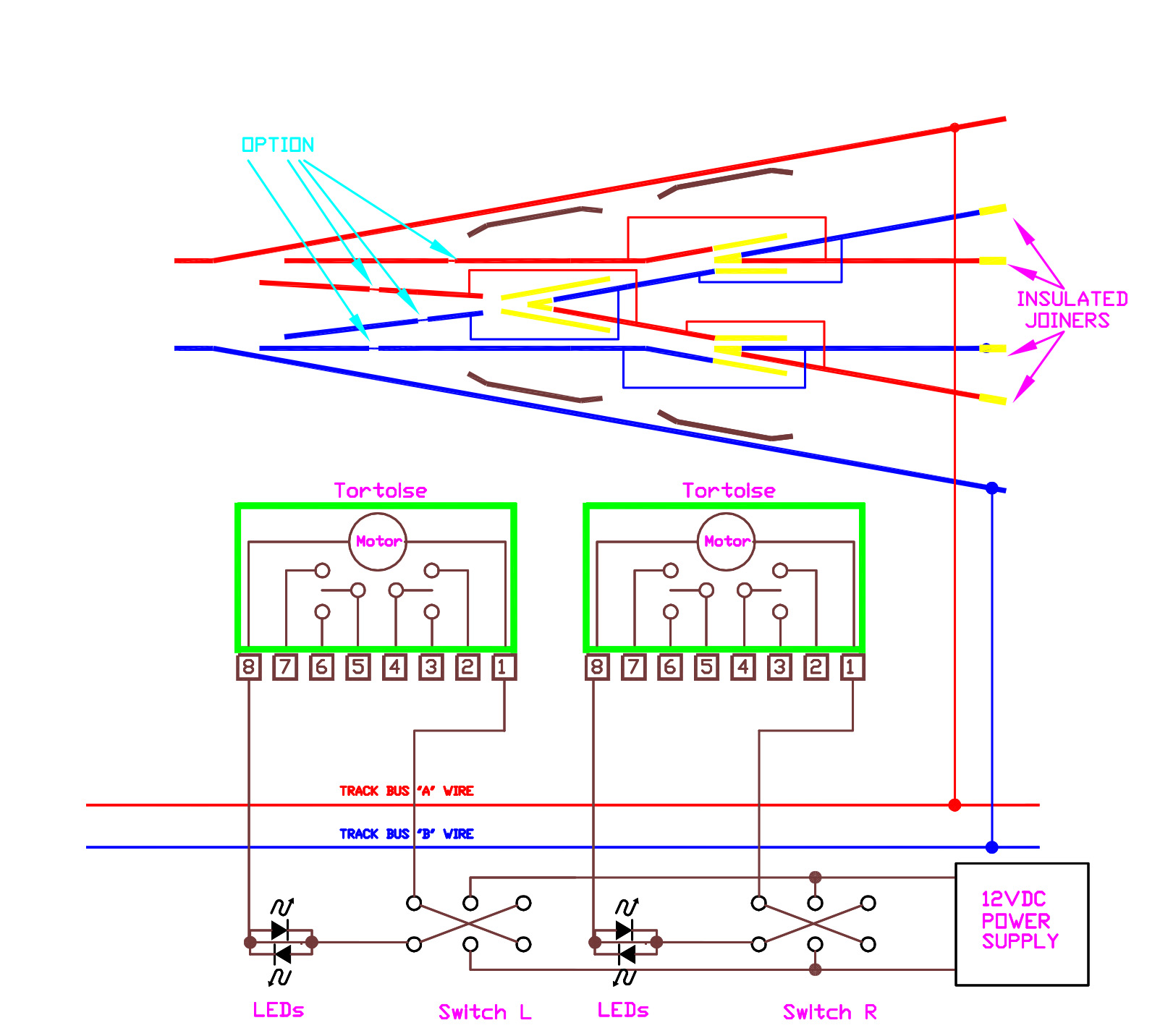 Wiring Diagram See My Wiring Diagram Below For An Idea Of How It Is